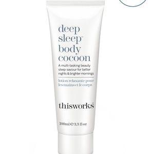 2/$40 This Works Deep Sleep Body Cocoon NEW
